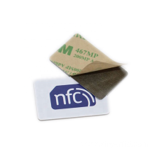 Printable Anti-metal RFID Stickers ISO 14443A NFC Tags